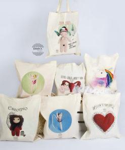 tote bag grupo diseñada por dimnadesigns.com