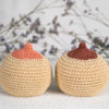 Teta de ganchillo tejida por dimnadesigns.com